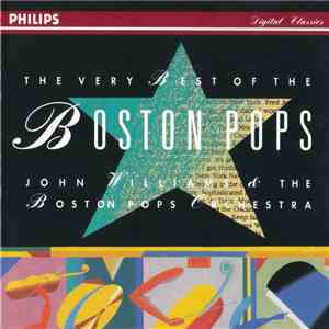 John Williams  & The Boston Pops Orchestra - The Very Best Of The Boston Pops download free
