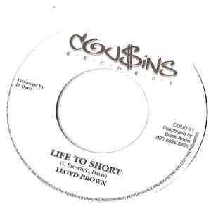Lloyd Brown / Kofi - Life Too Short / I Love You download free