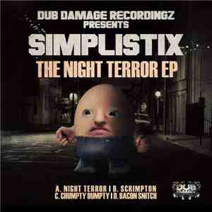 Simplistix - The Night Terror EP