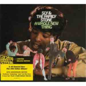 Sly & The Family Stone - A Whole New Thing download free