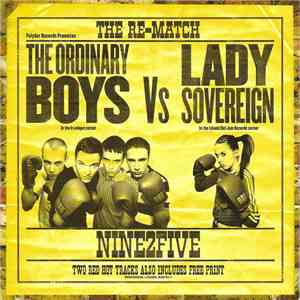 The Ordinary Boys Vs Lady Sovereign - Nine2Five (The Re-Match) download free